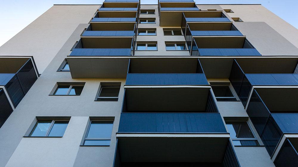 Ambercity naujos statybos butai Vilniuje Pašilaičiuose 2
